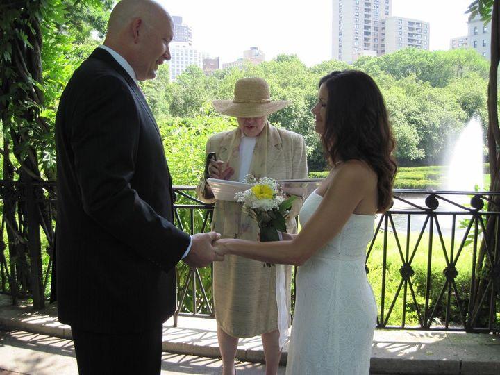 Tmx 1422897001517 Conservgardceremony Ossining wedding officiant