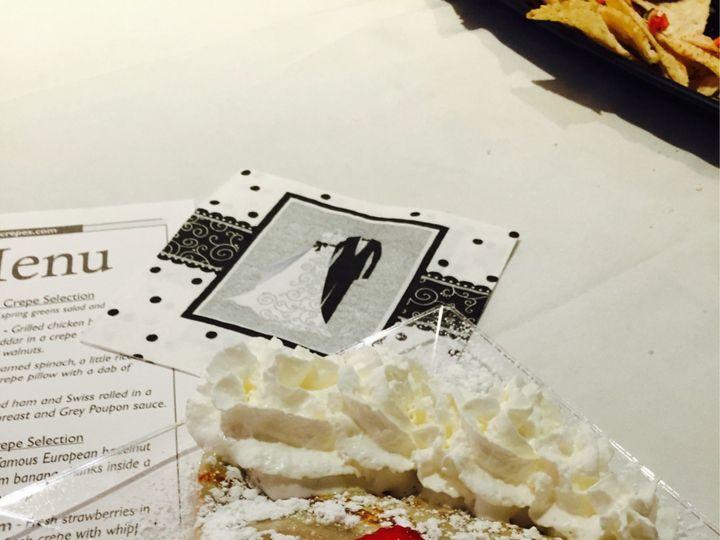 Tmx 1502844496020 Wedding Strawberry Richelle Morrisville, NC wedding catering