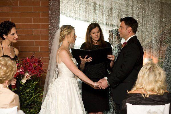 Tmx 1280537476447 2CeremoniesPageCarolynandDarrellPhotographerJordanVanAken2 Brooklyn, NY wedding officiant