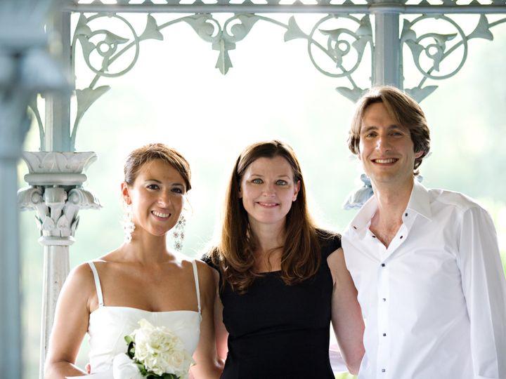 Tmx 1389653609980 Ester And Laurent  Brooklyn, NY wedding officiant