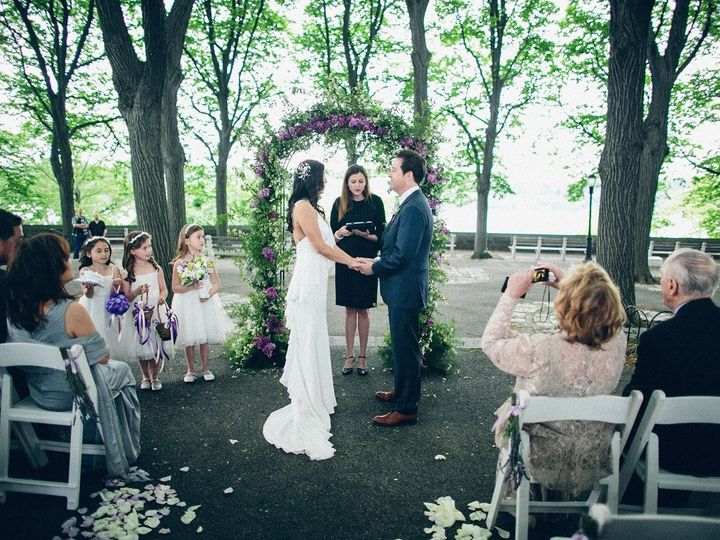 Tmx 1390587340617 Fort Tyron Park 5 18 13 Maggieandken 089 Brooklyn, NY wedding officiant