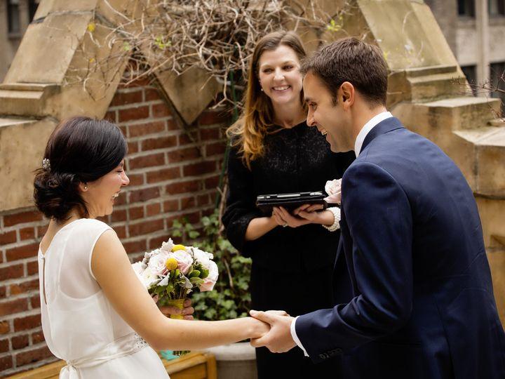 Tmx 1390587474133 Library Hotel Nora And Matt 11 3 1 Brooklyn, NY wedding officiant