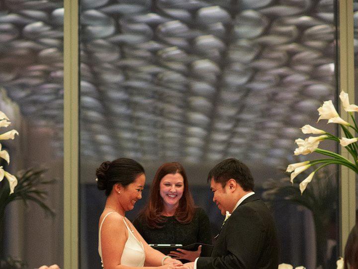 Tmx 1390587803760 Trump Soho 11 20 10 Huongmichae Brooklyn, NY wedding officiant