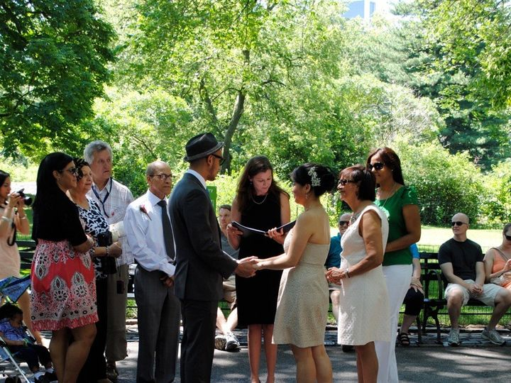 Tmx 1429838319350 A 22 Brooklyn, NY wedding officiant