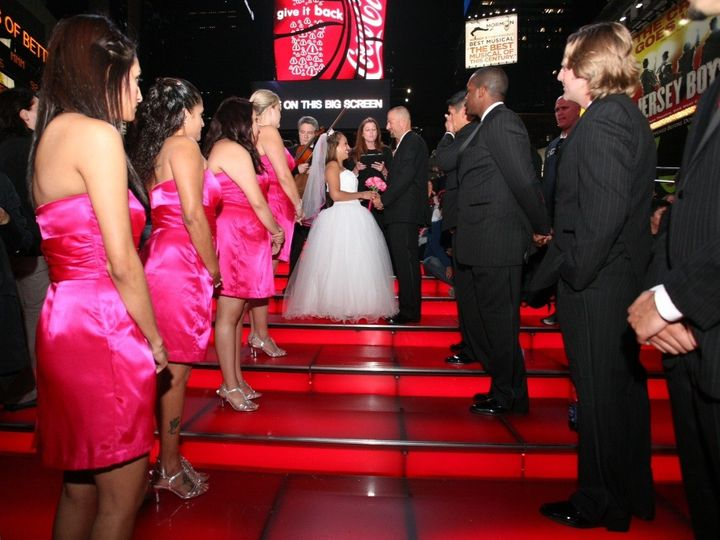Tmx 1429838519485 A 30 Brooklyn, NY wedding officiant