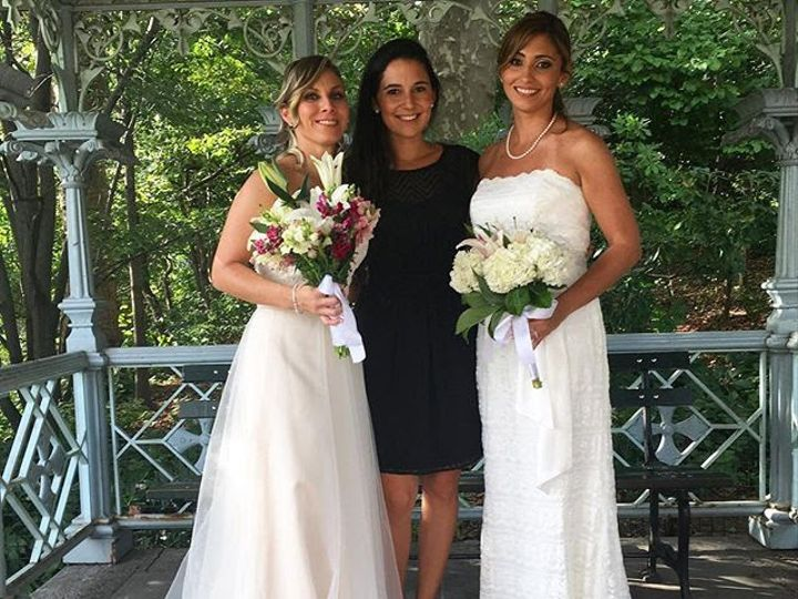Tmx 1494858061020 Mirelle Girls Brooklyn, NY wedding officiant