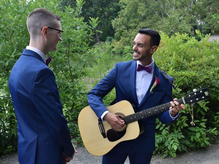 Tmx 1505354724666 Singing Vows Brooklyn, NY wedding officiant