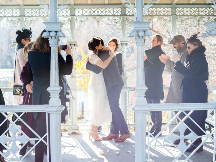 Tmx 1525188816 A09b8612c5d9cfe4 1525188813 112b2988a8602e68 1525188813557 1 SinemAlper57 Brooklyn, NY wedding officiant