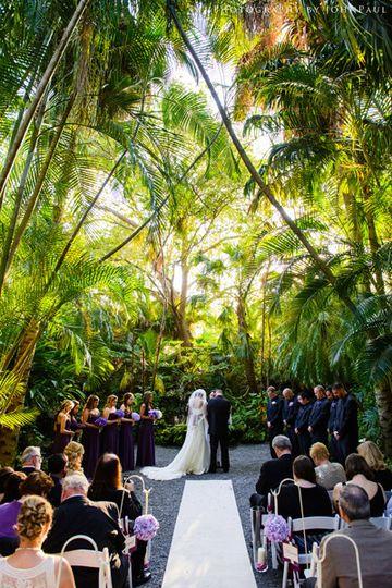 Thew wedding isle