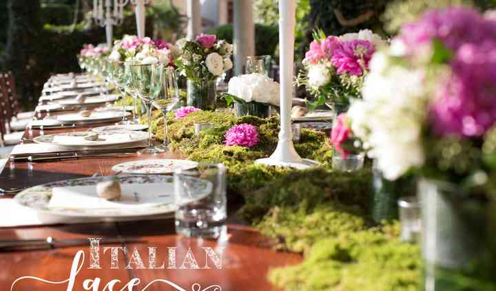 Italian Lace Events