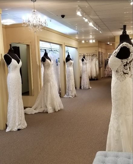 Our Bridal Department!