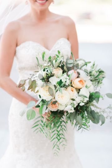 """We are so proud to work with so many """"Amazing Vendors.""""  This bouquet was created by Nikki from..."""