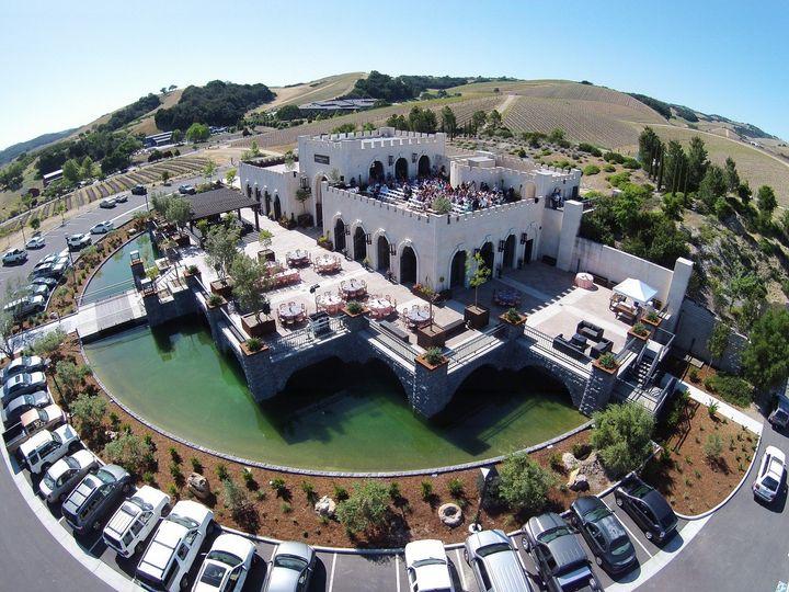 Tmx 1429668988419 Drone Ceremony 3 Paso Robles, CA wedding venue