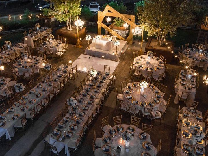 Tmx 1468438029112 Reception From Above Paso Robles, CA wedding venue