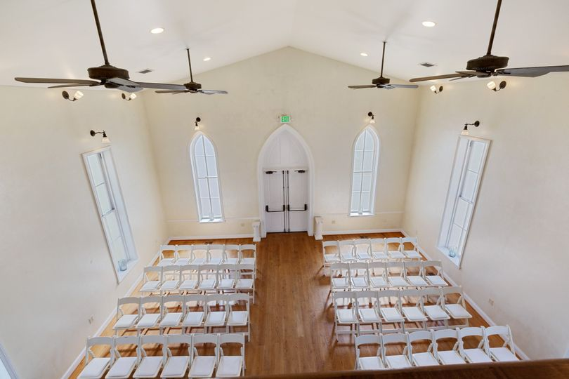 Your own wedding chapel