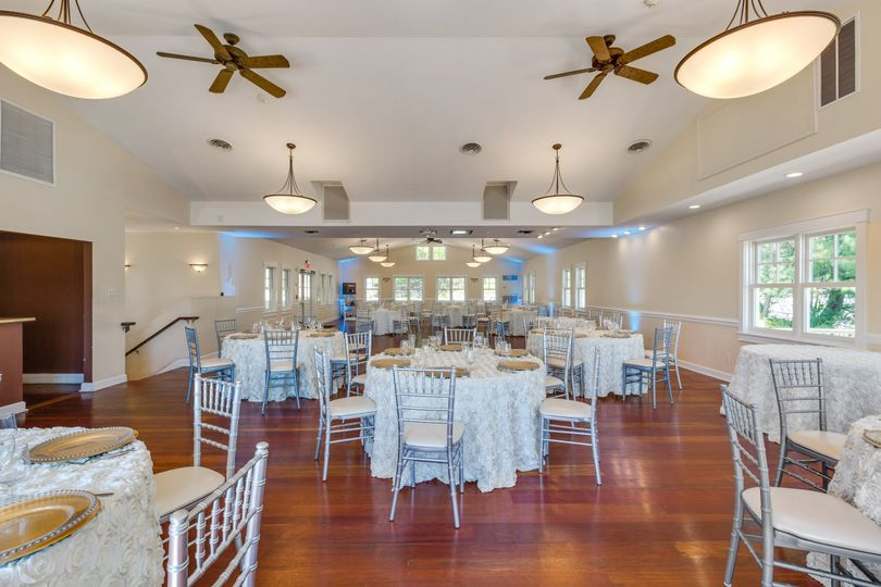 A banquet hall like no other