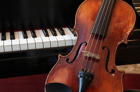 piano violin