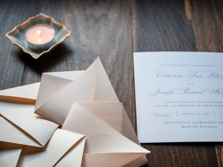 Tmx Elegant Origami Wedding Invitations Photo 2 1 51 949084 158161048721256 Old Bridge, NJ wedding invitation