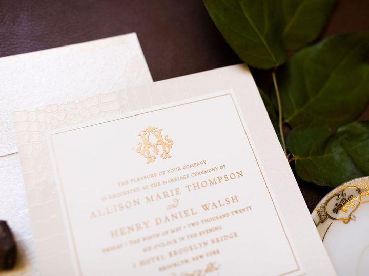 Tmx Natural Textures Wedding Invitation 1 51 949084 158161048738086 Old Bridge, NJ wedding invitation