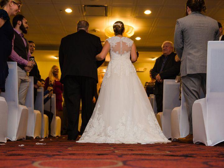 Tmx Bride And Fob Walking Down Aisle 51 30184 Kulpsville, PA wedding venue