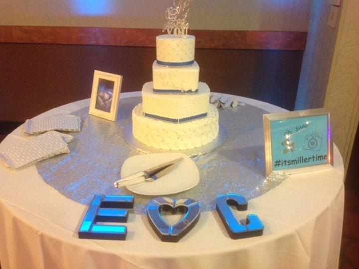 Tmx Cake Table 2 51 30184 Kulpsville, PA wedding venue