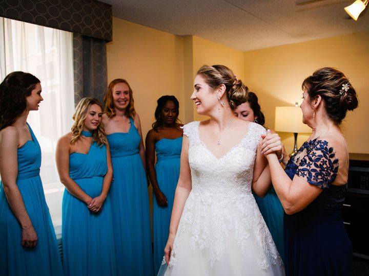 Tmx Suite 427 B With Bridesmaid Looking At Bride 51 30184 Kulpsville, PA wedding venue