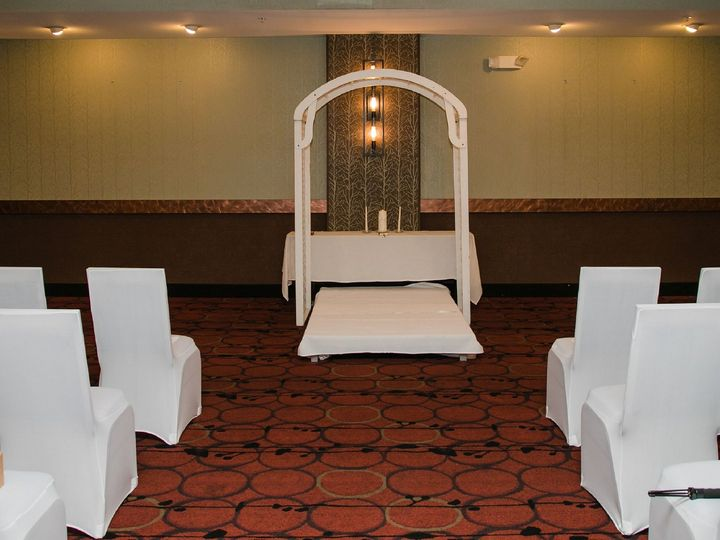 Tmx Wedding Ceremony Archway And Chairs 51 30184 Kulpsville, PA wedding venue