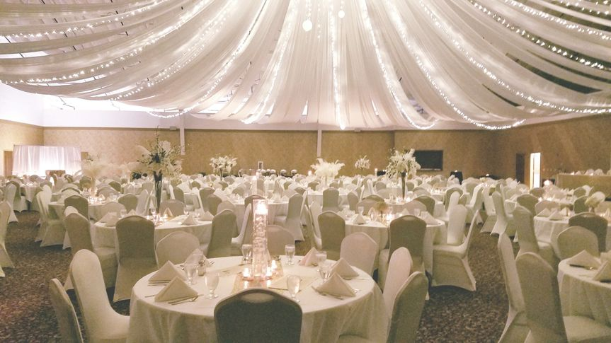 wimbledon reception