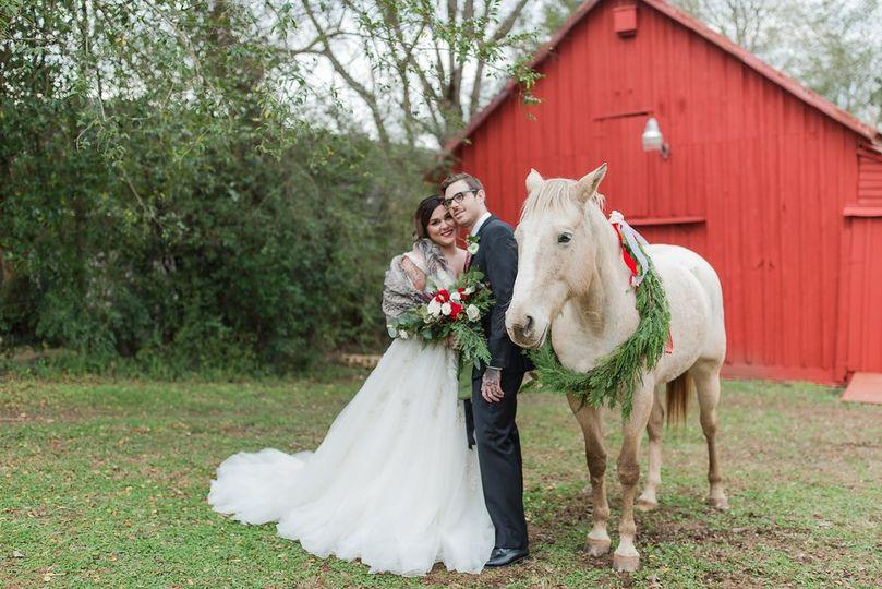 December Wedding