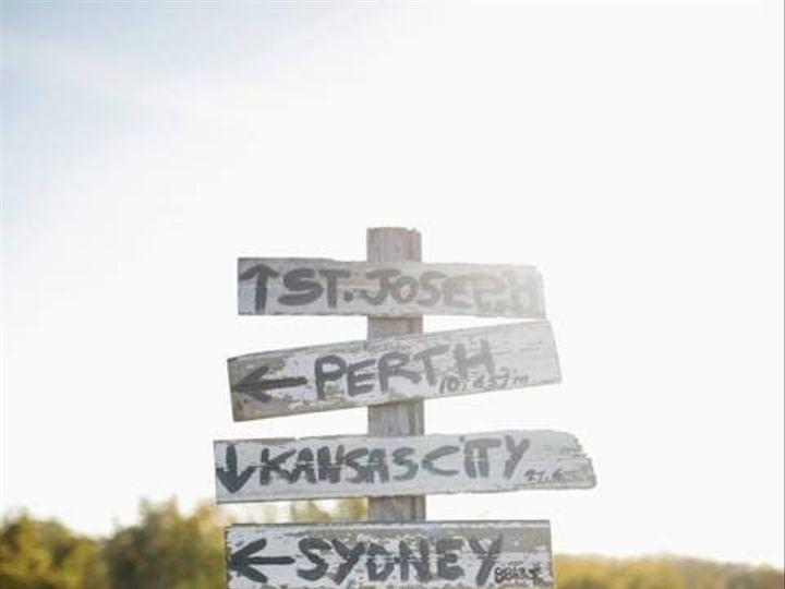 Tmx 1451947995035 Claire Sign1 Kansas City wedding planner
