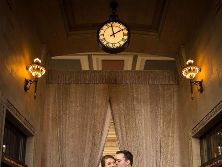 Tmx 1451948813145 Mary And Nick Kiss Kansas City wedding planner