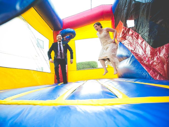 Tmx 1451948943017 Nic And Bia Bouncy Kansas City wedding planner