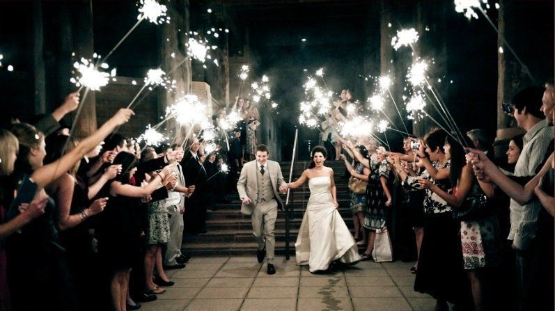 81290f674e609501 Wedding Sparklers 3