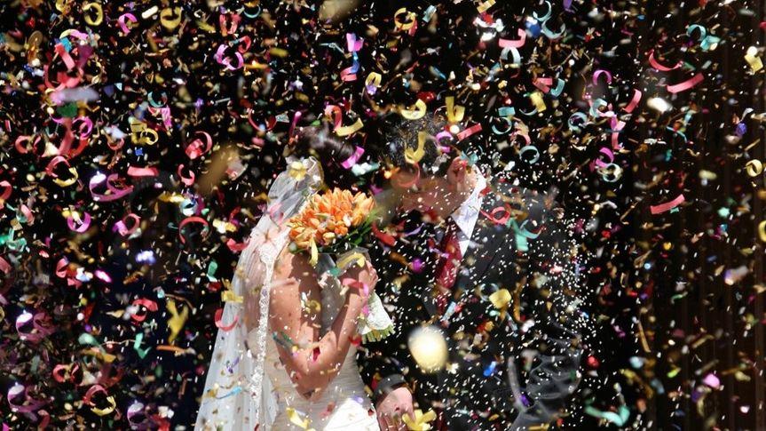 wedding confetti 1