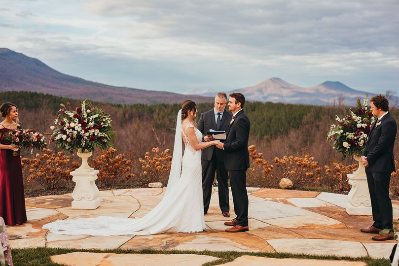The Seclusion Wedding