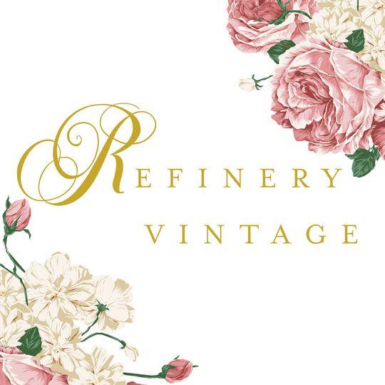 refinery vintage logo