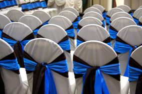 VJ Linens & Decorators-Chair Covers