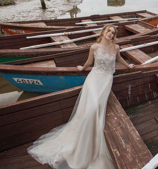 d5048560f7ef Susan Deborah Bridal - Dress & Attire - Rochester, NY - WeddingWire