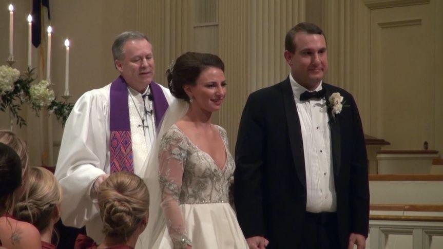 Mary and Thomas's Wedding