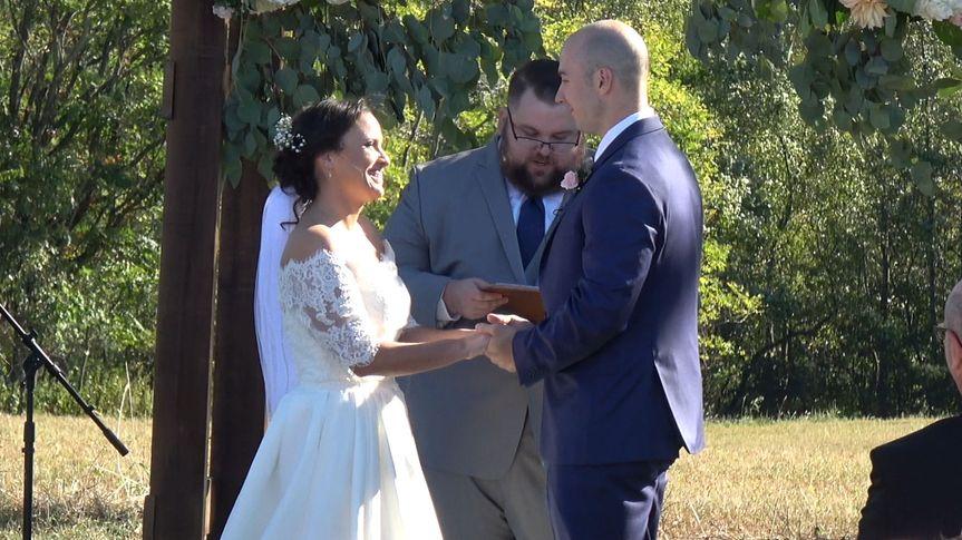 Jenny and Josh's Wedding
