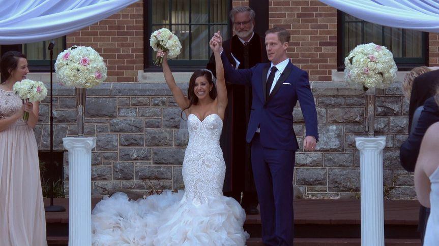 Catharina and Brad's Wedding