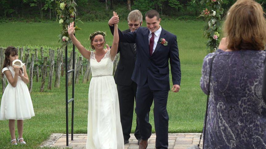 Courtney and Jacob's Wedding