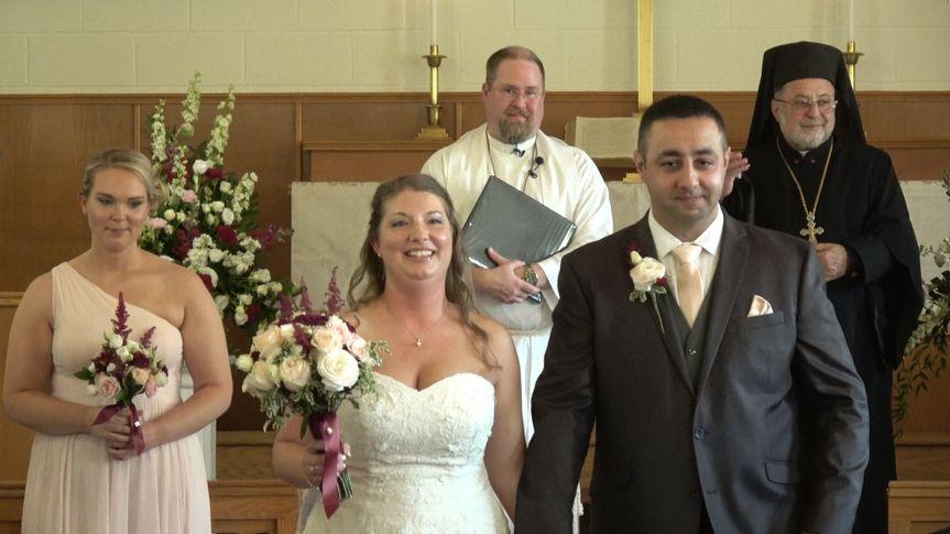 Erin and Nazem's Wedding