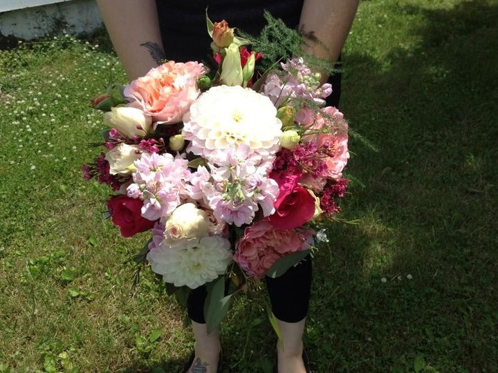Tmx 1533762924 891f5e977281bba1 1533762922 4fd7bf7fe55261da 1533762920310 15 Pink  White And H Central Square, New York wedding florist
