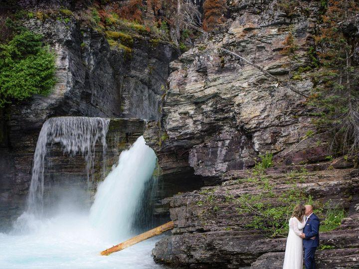 Tmx Glacier Waterfall St Mary Falls Montana Wedding Photographer0001 14 51 38184 157932746199856 Whitefish wedding photography