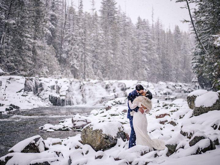 Tmx Winter Glacier National Park Elopement Elope Photographer Wedding001 51 38184 157932749328746 Whitefish wedding photography