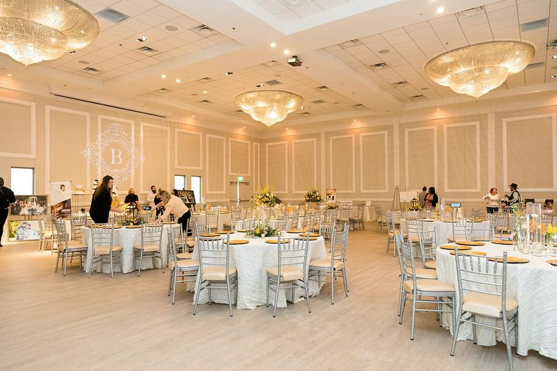 Newly Renovated Grand Ballroom