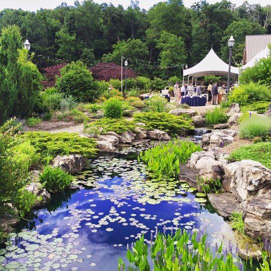 Botanical Garden Of The Ozarks Venue Fayetteville Ar Weddingwire