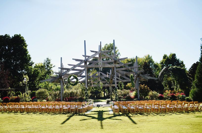 Ordinaire Botanical Garden Of The Ozarks   Venue   Fayetteville, AR   WeddingWire