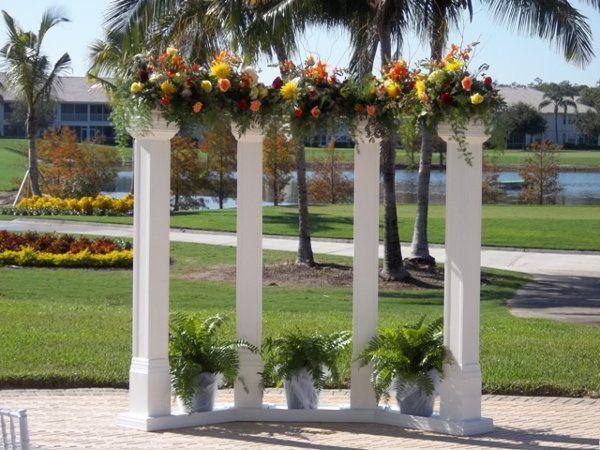 Tmx 1310437802246 Colonnade.Legends.10.2010 Fort Myers wedding florist